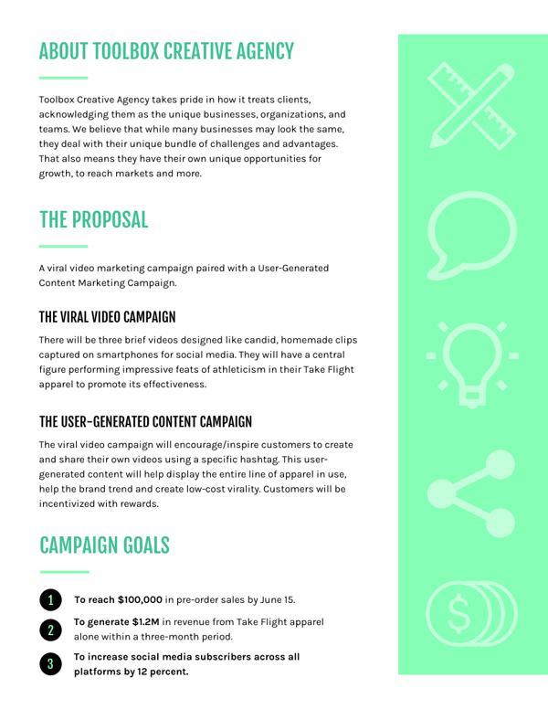 Green Modern Marketing Proposal_Venngage