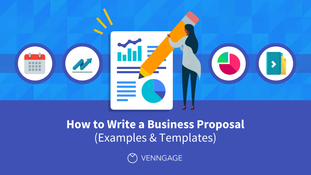How to Write a Business Proposal (Examples & Templates) Blog Header