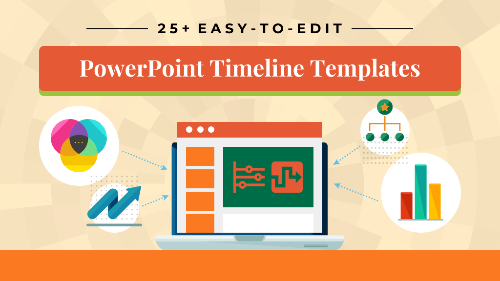 PowerPoint Timeline Templates Header