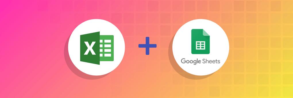 Excel Google Sheets integration
