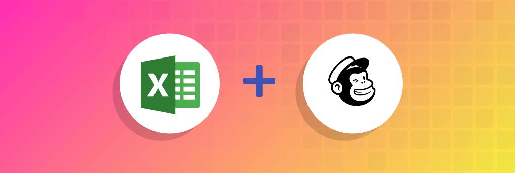 Excel Mailchimp integration