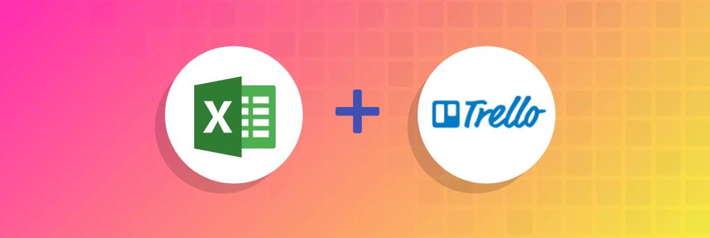 Excel Trello integration
