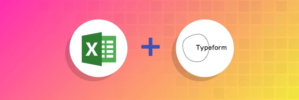 Excel Typeform integration