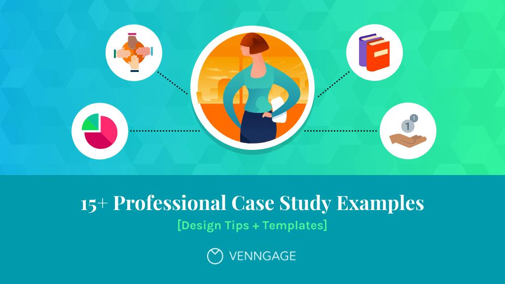 15+ Professional Case Study Examples [Design Tips + Templates] Blog Header