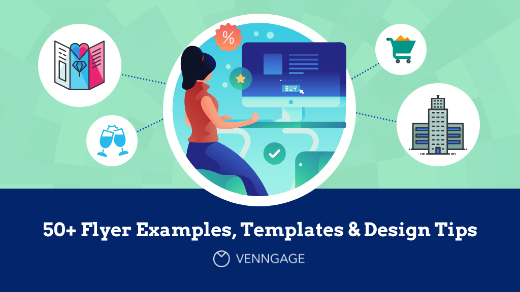 50+ Captivating Flyer Examples, Templates and Design Tips Blog Header