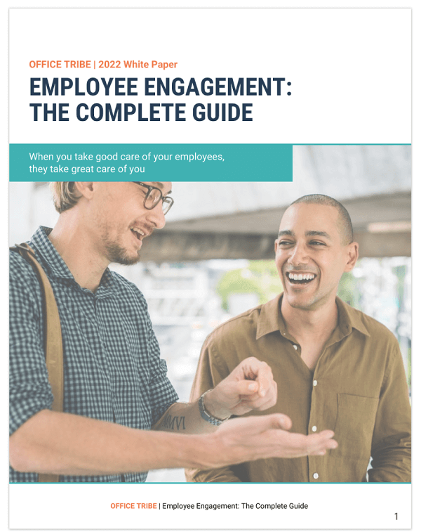 Employment Engagement White Paper Template