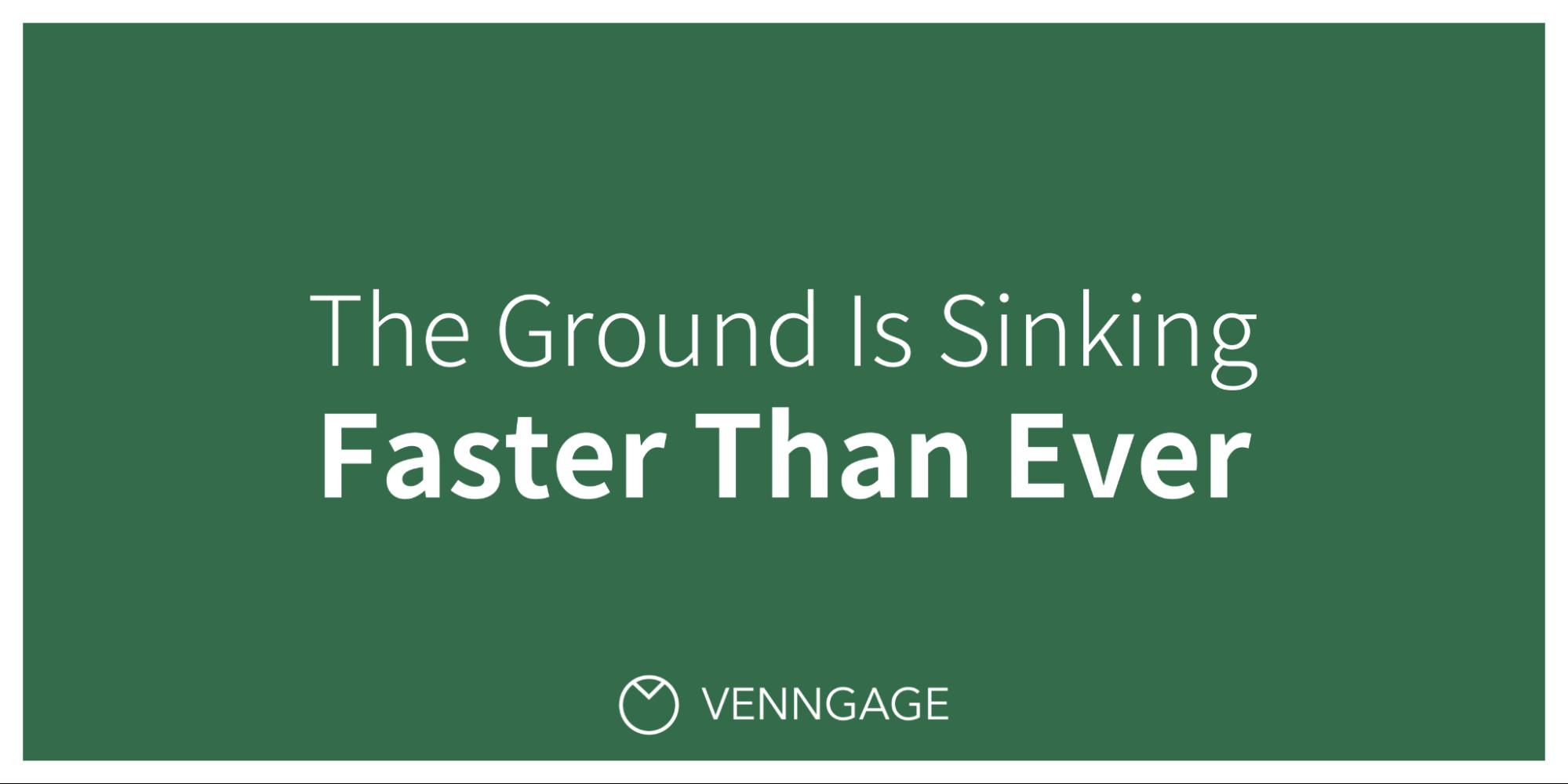 Ground Sinking Data Story