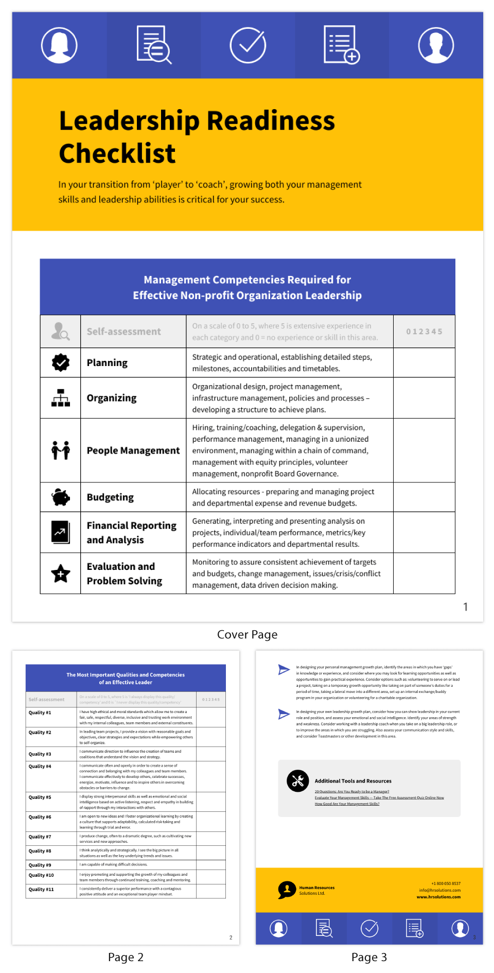 employee development plan