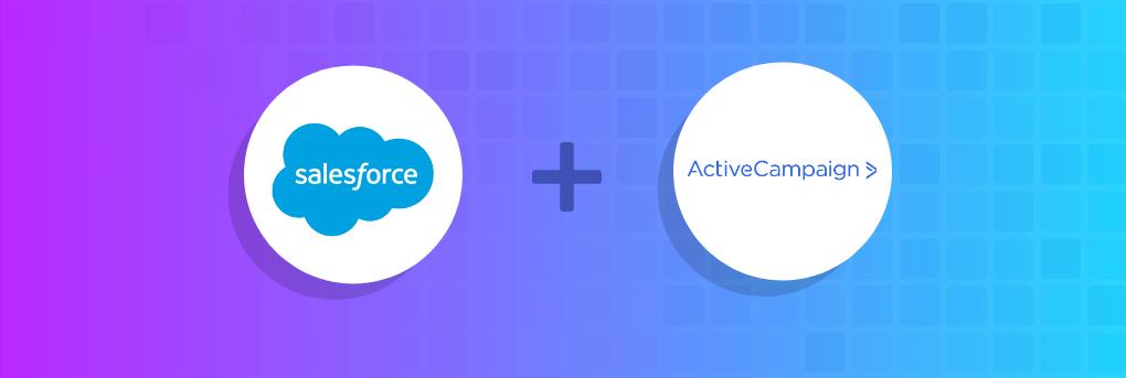salesforce active campaign integration