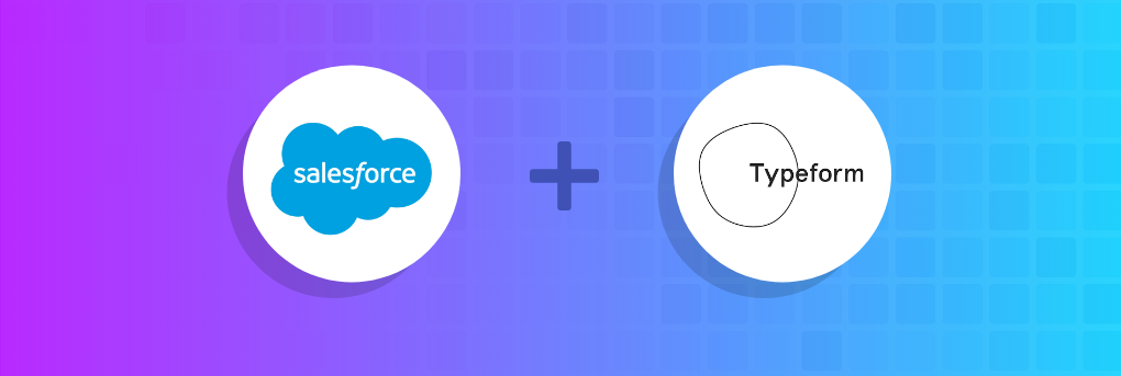 salesforce typeform integration