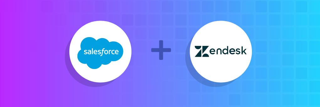 salesforce zendesk integrations