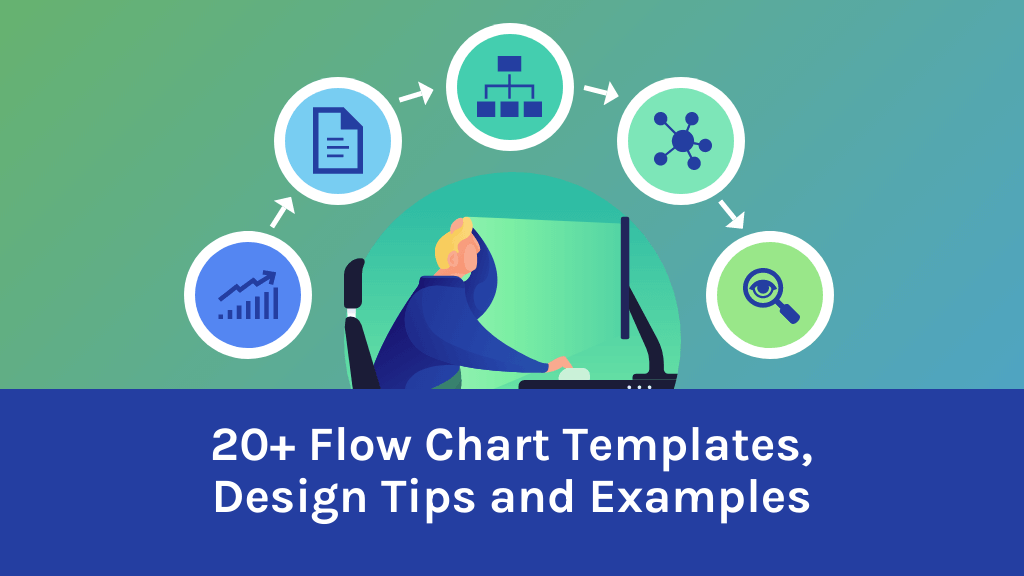 20+ Flow Chart Templates, Design Tips and Examples Blog Header