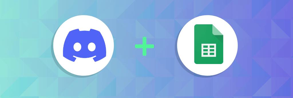 Google Sheets Discord integration