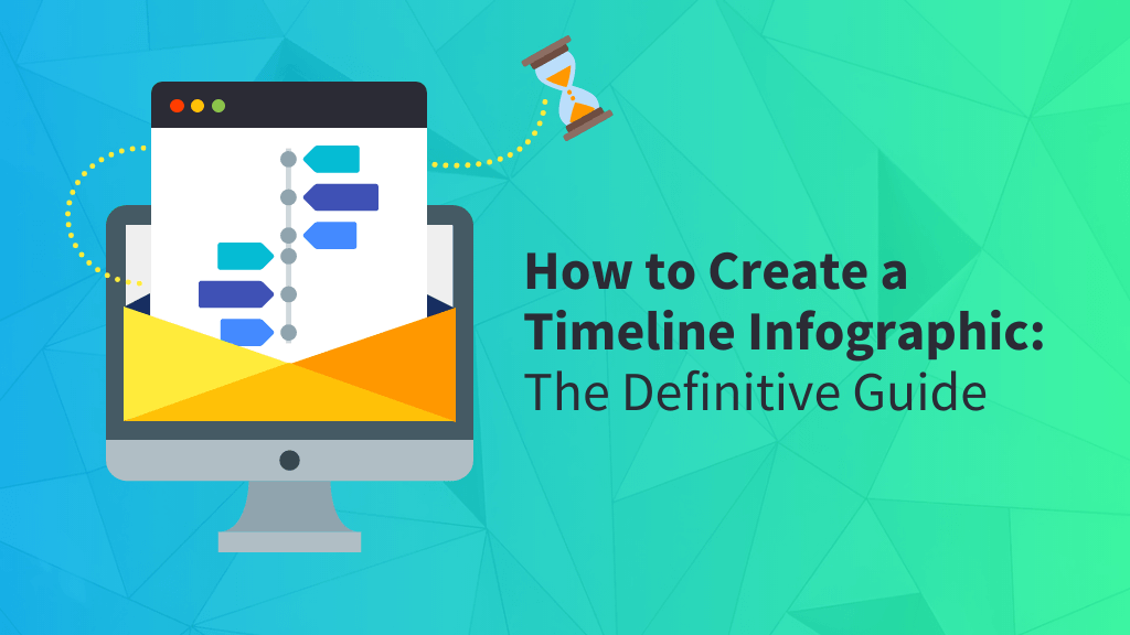 How to Create a Timeline Infographic Blog header