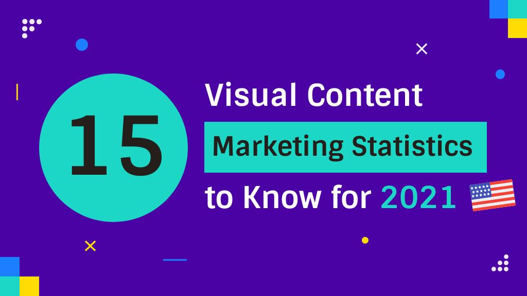 Visual Content Marketing Statistic USA