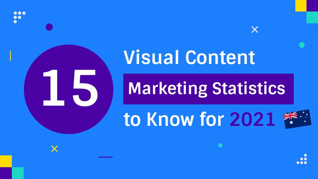 Visual Content Marketing Statistics Australia