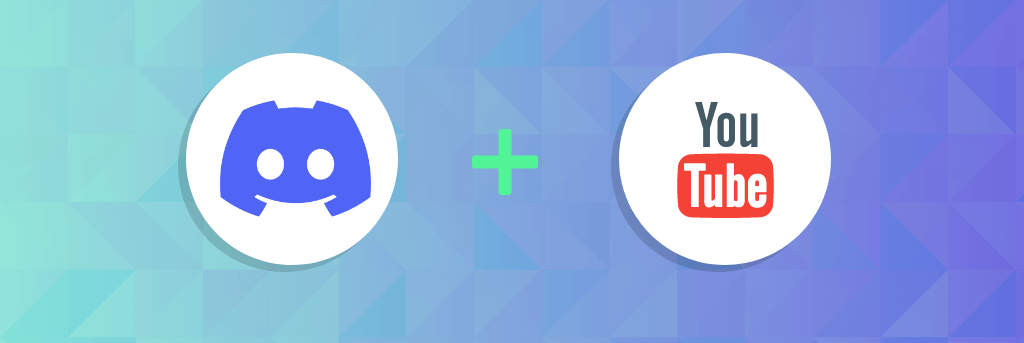 YouTube Discord integration