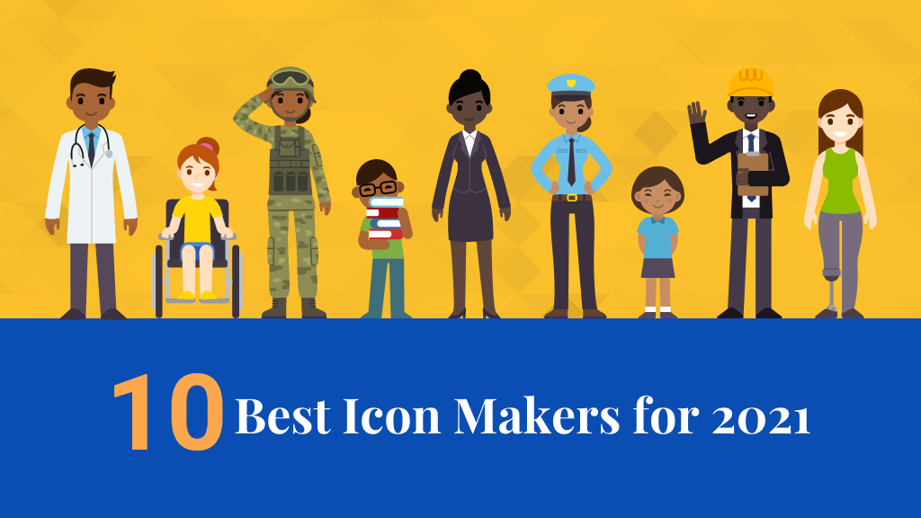 10 Best Icon Makers for 2021 Blog Header