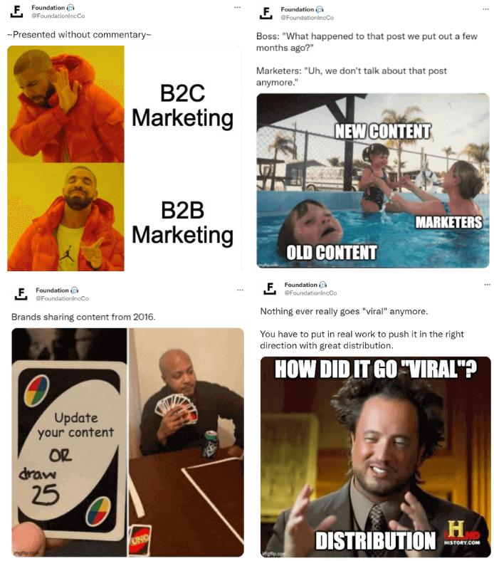 Foundation Inc Graphic Design Trends 2022 Memes