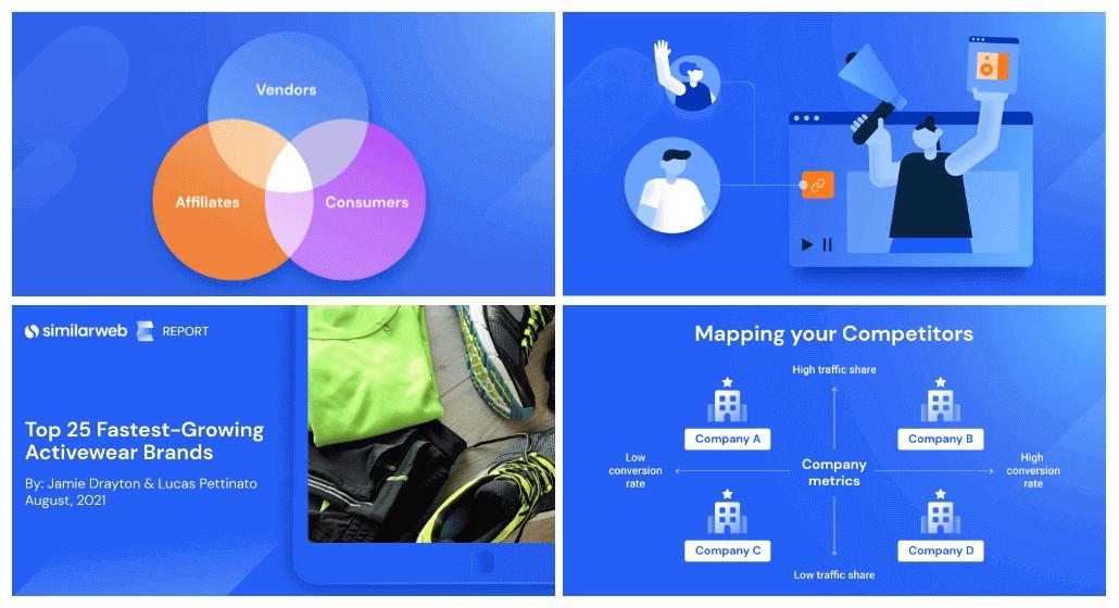 Similarweb twitter Graphic Design Trends 2022