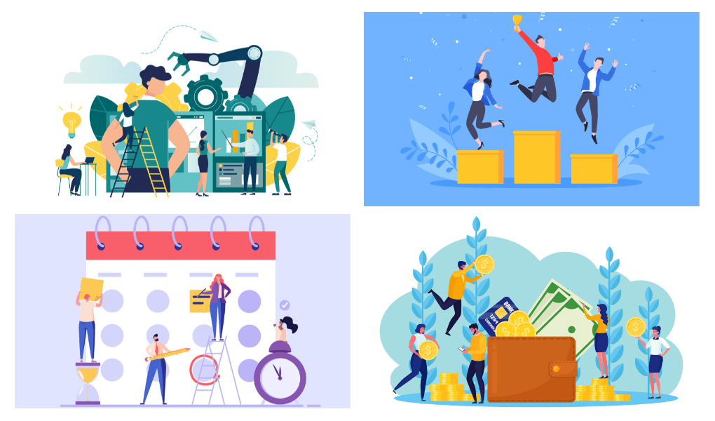 Toolbox HR headers Graphic Design Trends 2022