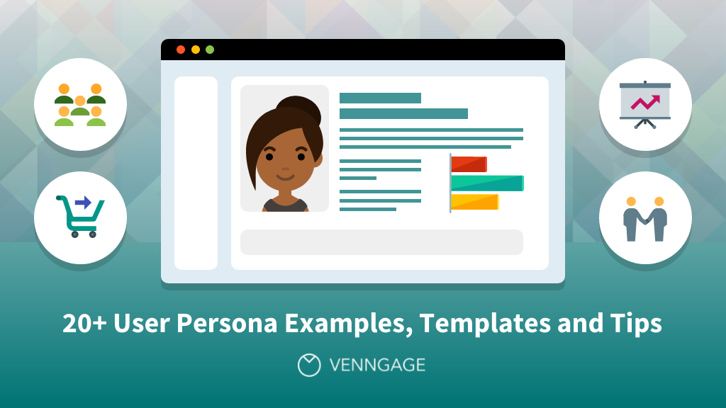 20+ User Persona Examples, Templates and Tips For Targeted Decision-Making Blog Header
