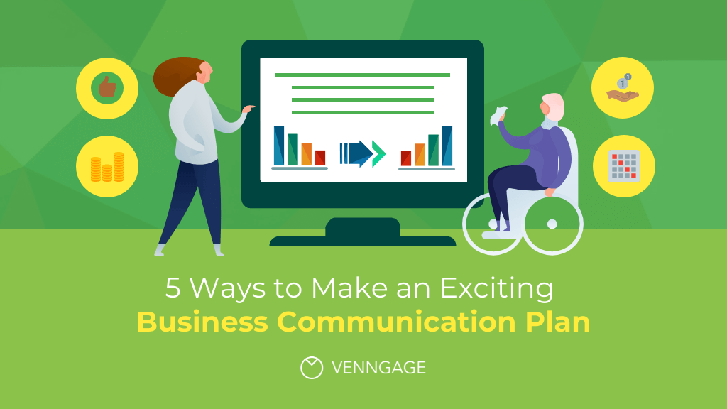5 Ways to Make an Exciting Business Communication Plan Blog Header