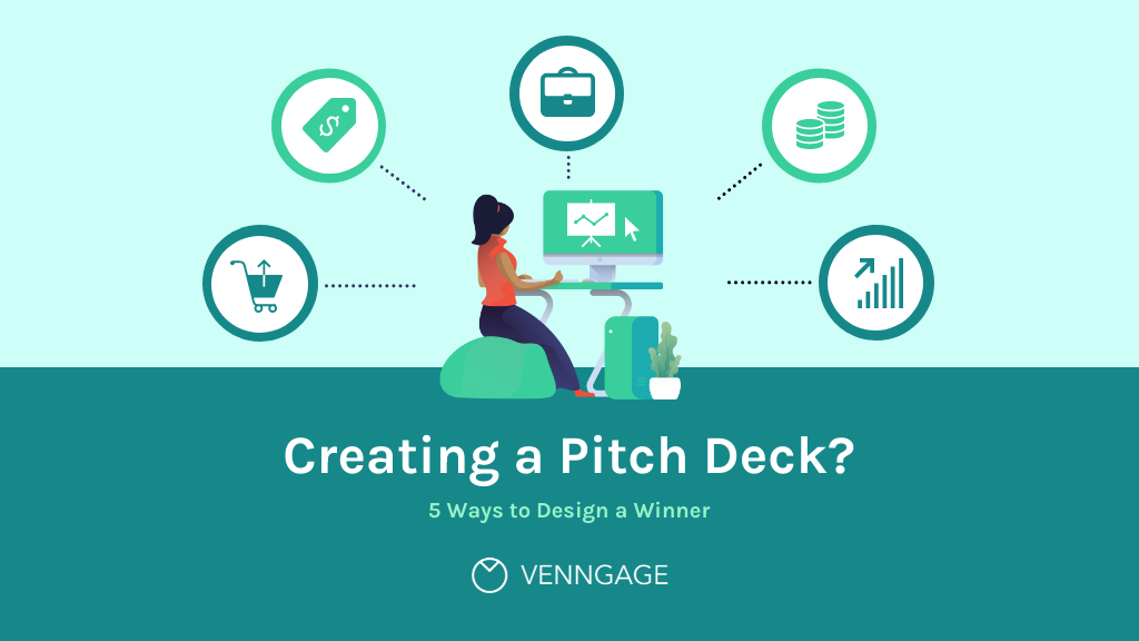 Creating a Pitch Deck - 5 Ways to Design a Winner Blog Header