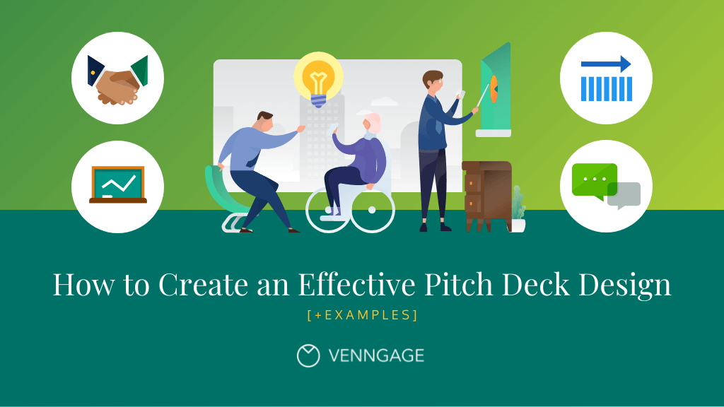 How to Create an Effective Pitch Deck Design [+Examples] Blog Banner